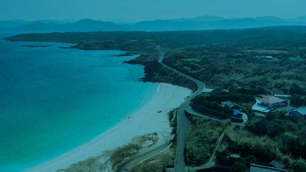 五岛、壱岐、对马区域